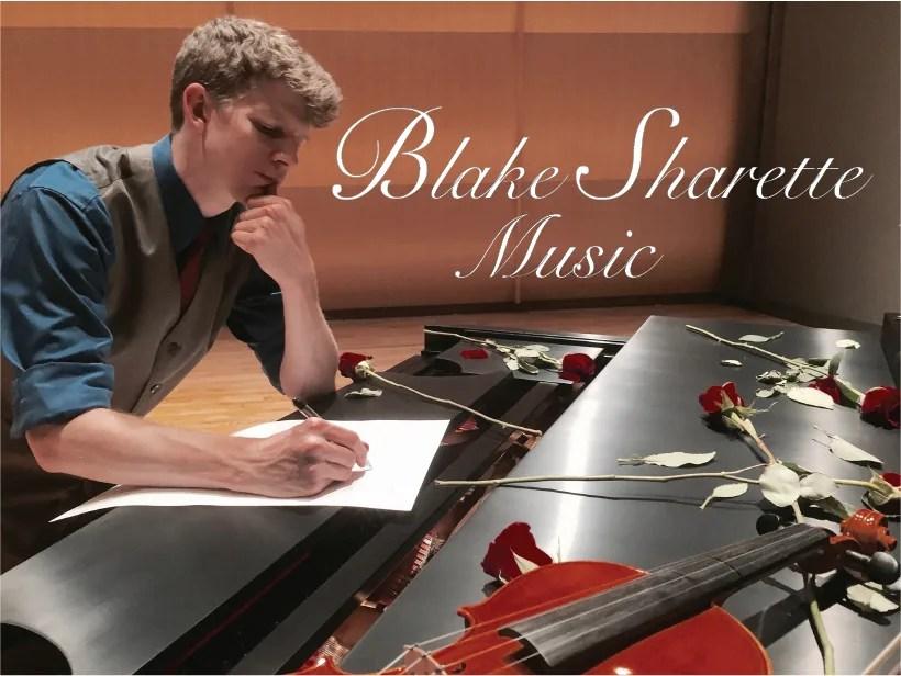 blake sharette music