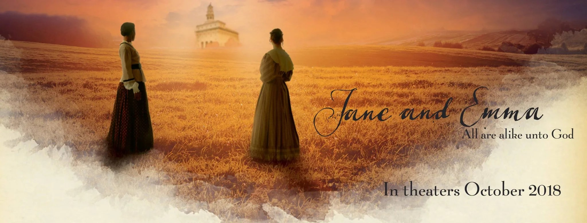 Jane and Emma in Theaters October 12th