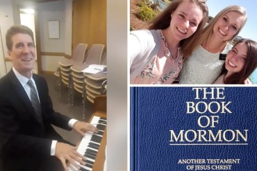 Read the Book of Mormon