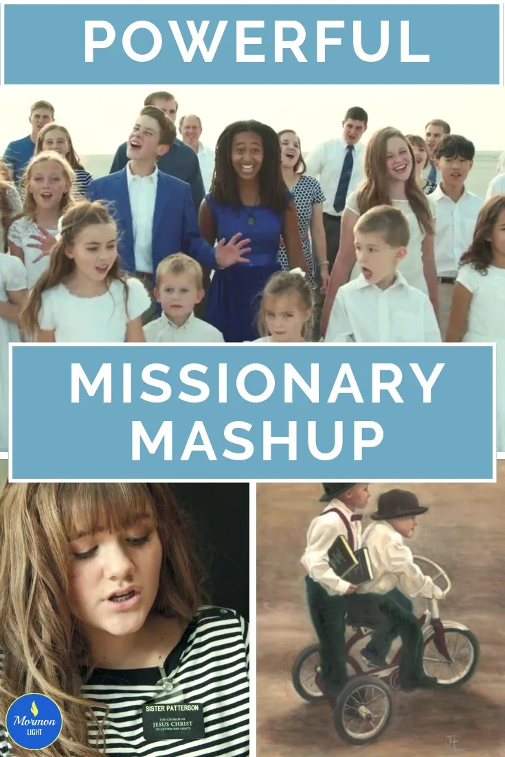 The Greatest Missionary Mashup Video I've Ever Seen