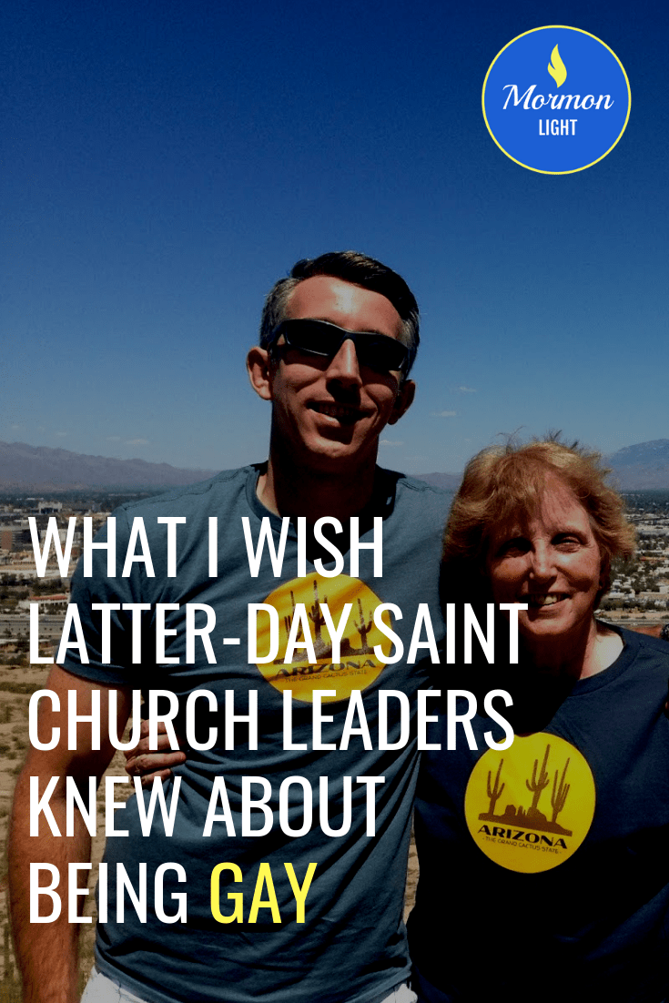 What I Wish Latter-Day Saint Leaders Understood About Being Gay