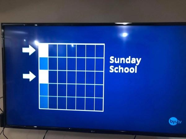 two hour church block announced
