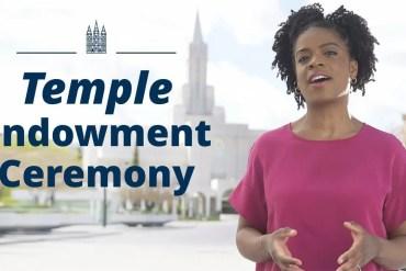 mormon temple endowment ceremony