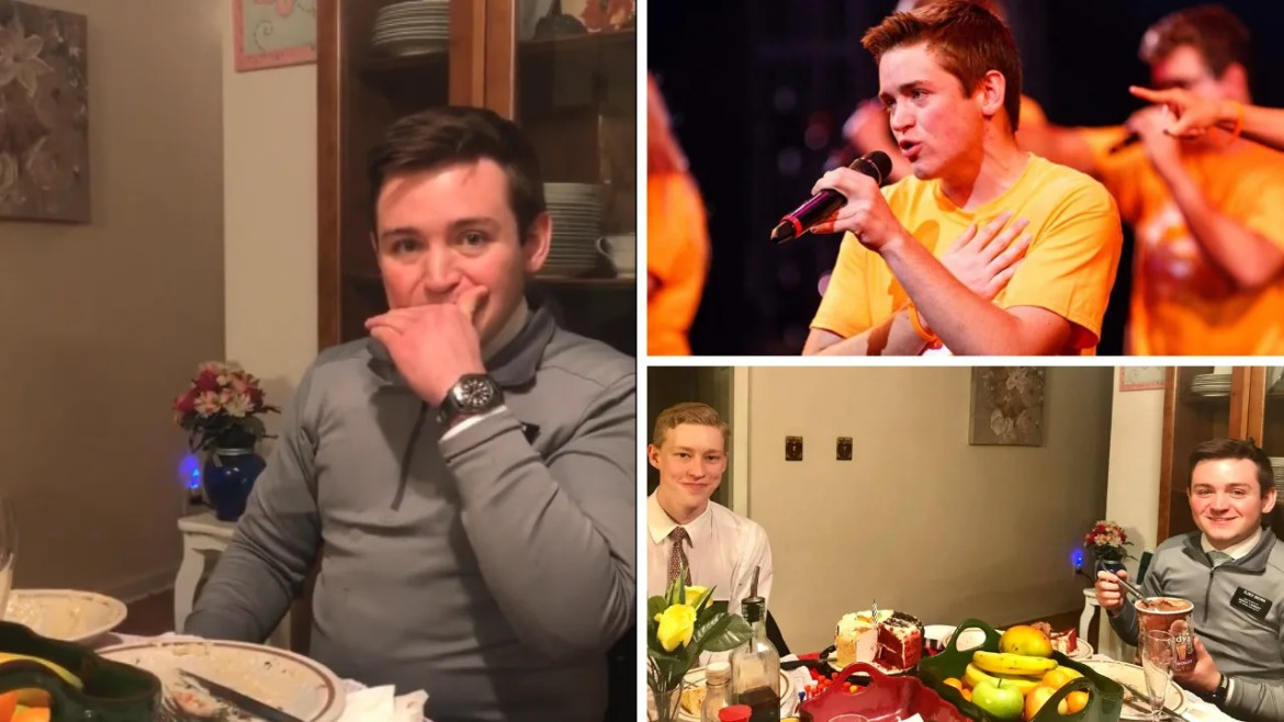 Beatboxing missionary