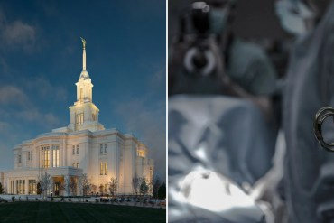 What Haunted President Nelson for over 60 years