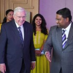 """President Ballard's Upon First Visit to India, """"How Have I Missed Coming?"""""""