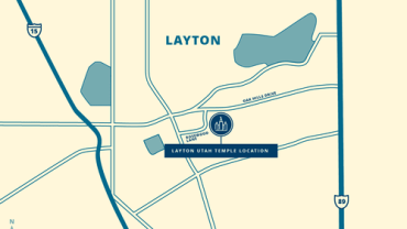 Layton Temple Location Announced