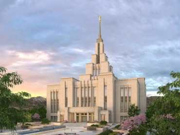 saratoga springs temple