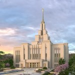 Ground Broken for Utah's 18th Temple in Saratoga Springs