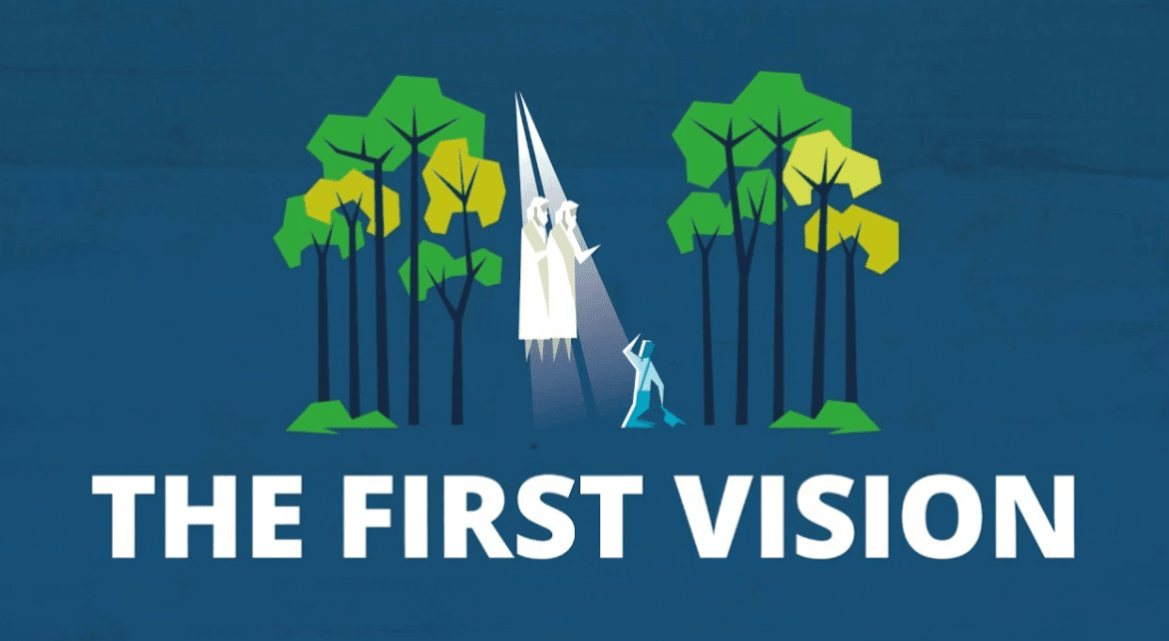 first vision of joseph smith