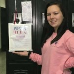 Alabama Student Brianna Farris Starts 'Prayer Locker' at High School