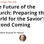 The Seership of President Nelson is on Display in the April 2020 Ensign