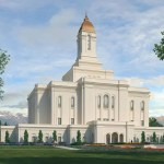 Renderings Released for Three Temples in the Western United States