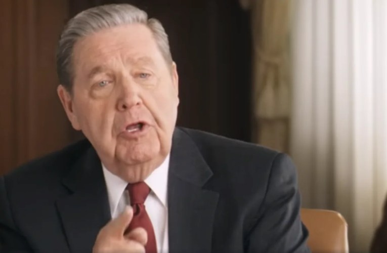Elder Holland: God Was Never Closer to His Son Than He Was in Gethsemane