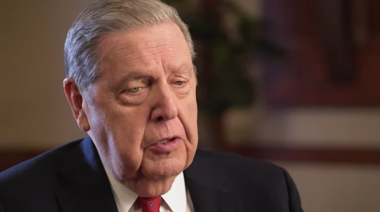 Elder Holland: We have Wonderful Blessings in the Future, Greater Than We've Seen in the Past