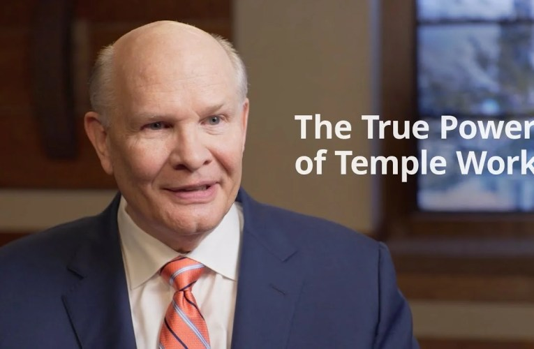 How We Can Access the Power of the Temple during COVID-19