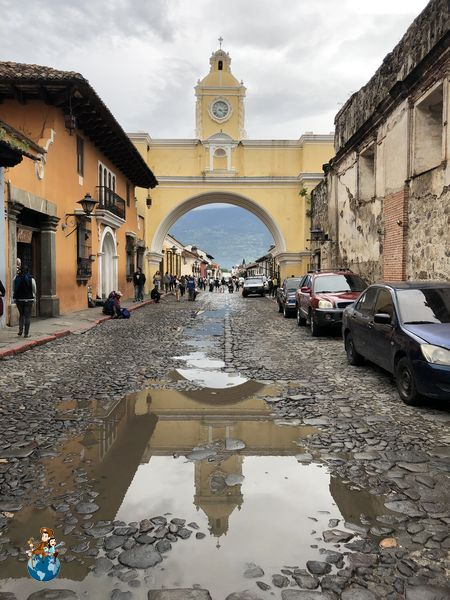 Arco de Santa Catalina - Antigua Guatemala