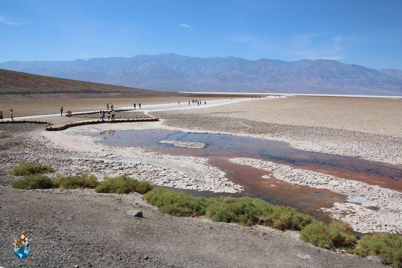 Badwater Basin en Death Valley