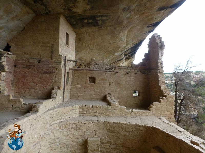 Balcony House - Parque Nacional Mesa Verde