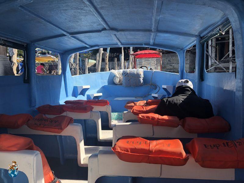 Barcas en el Lago Atilán