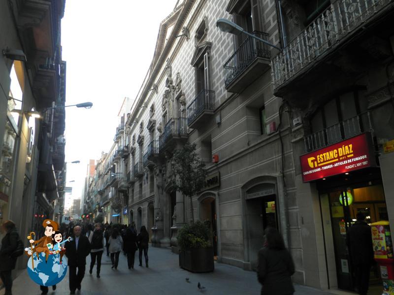 Calle Llovera de Reus