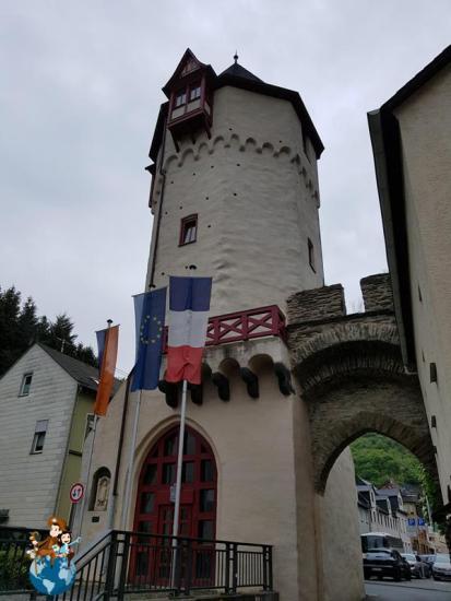 Murallas de Braubach