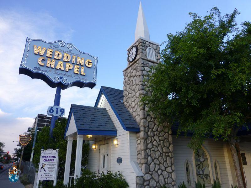 Capillas de boda en Las Vegas