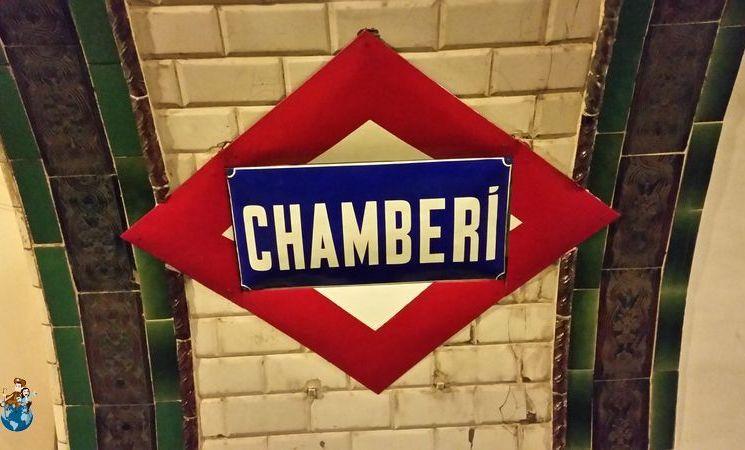 Chamberí: La estación fantasma de Madrid