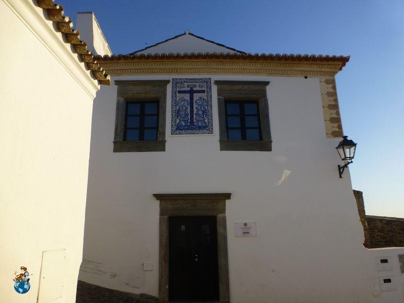 Casa da Santa Inquisição en Monsaraz