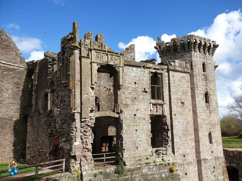Castillo de Rhaglan