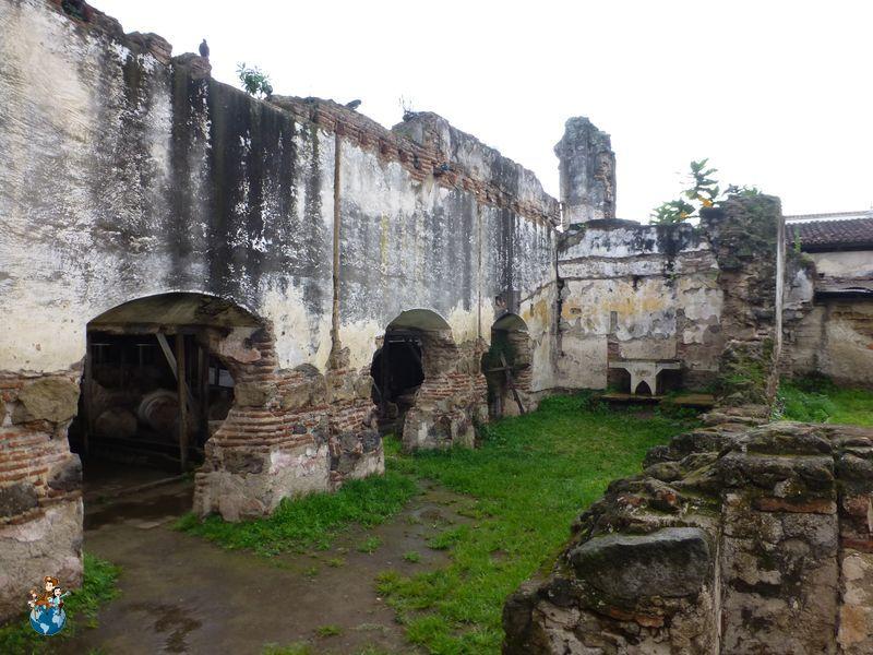 Catedral de San José de Antigua Guatemala