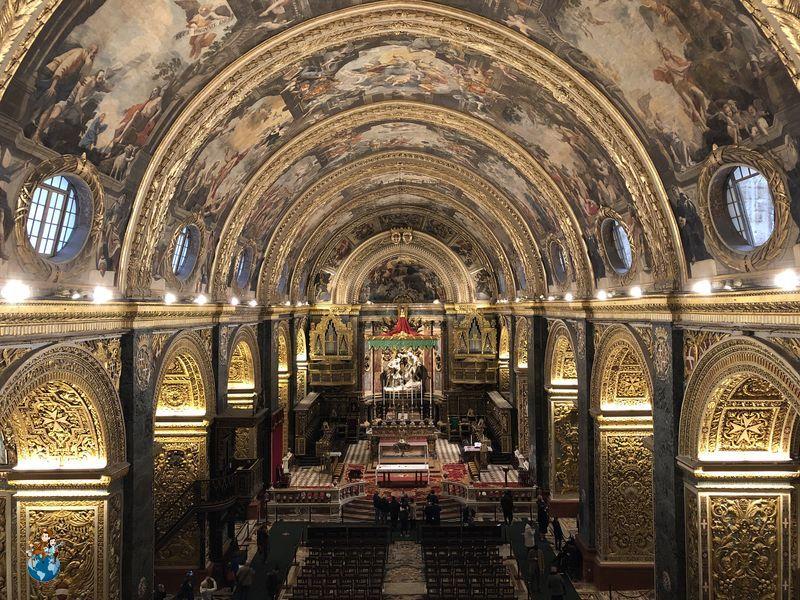 Concatedral de San Juan - La Valeta