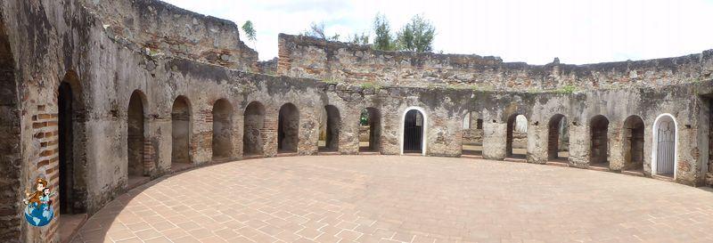 Convento Capuchinas en Antigua Guatemala