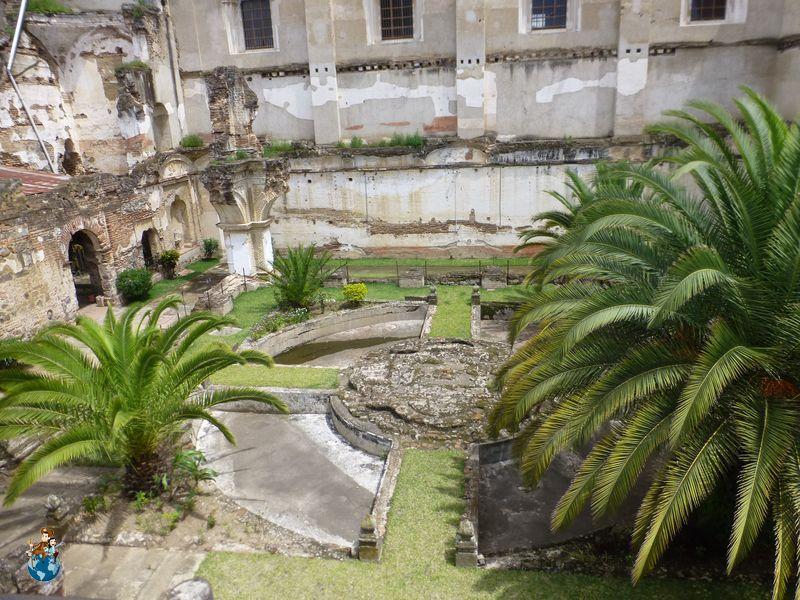 Convento San Francisco en Antigua Guatemala