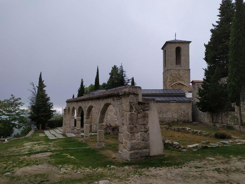Convento de San Julián y San Antonio - Madrid