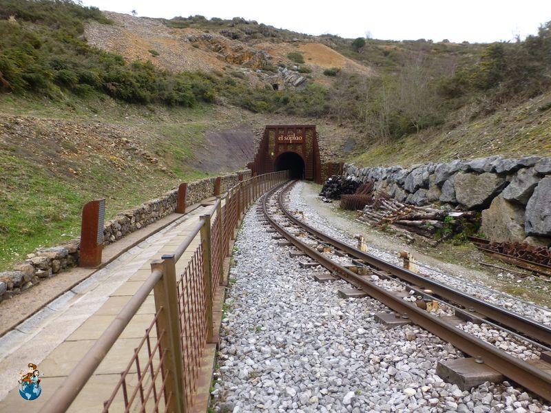 Entrada Cueva del Soplao