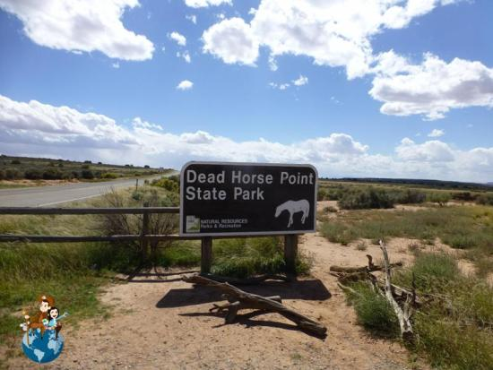 Entrada Dead Horse Point State Park