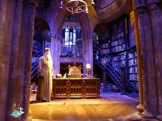 Despacho Albus Dumbledore