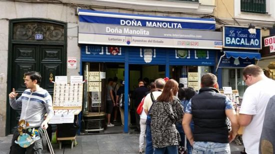 DOÑA MANOLITA MADRID