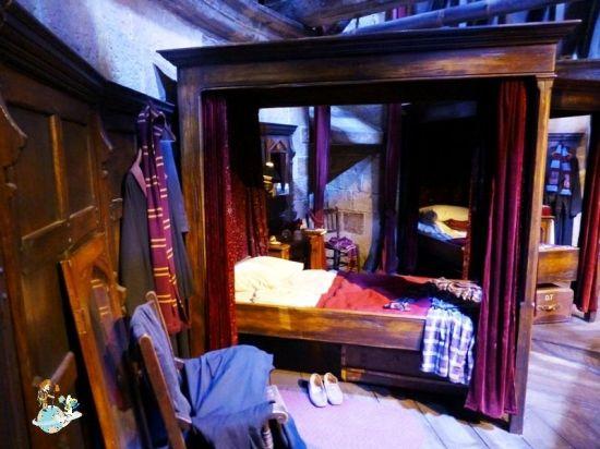 Dormitorio común Gryffindor