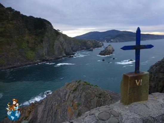 Via Crucis Ermita San Juan de Gaztelugatxe