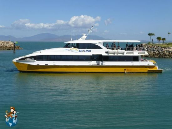 Sealink a Magnetic Island - Australia