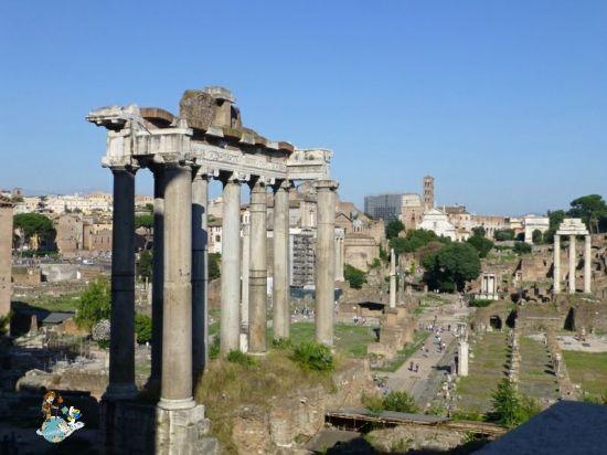 Foros romanos