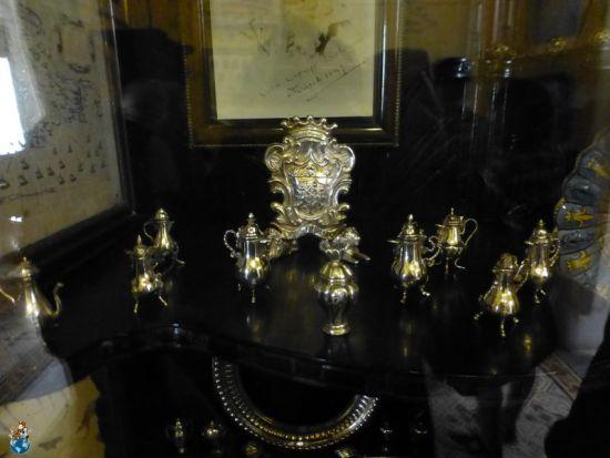 "Colección ""balsaminis"" en Habitación china - Casa Rocca Piccola"