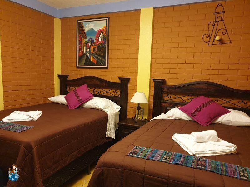 Hotel Vista San Francisco - Antigua Guatemala