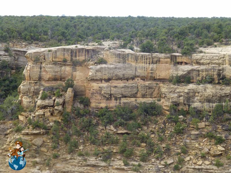 House of Many Windows - Parque Nacional de Mesa Verde