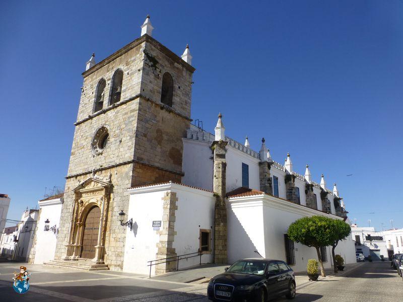 Iglesia Santa Magdalena de Olivenza
