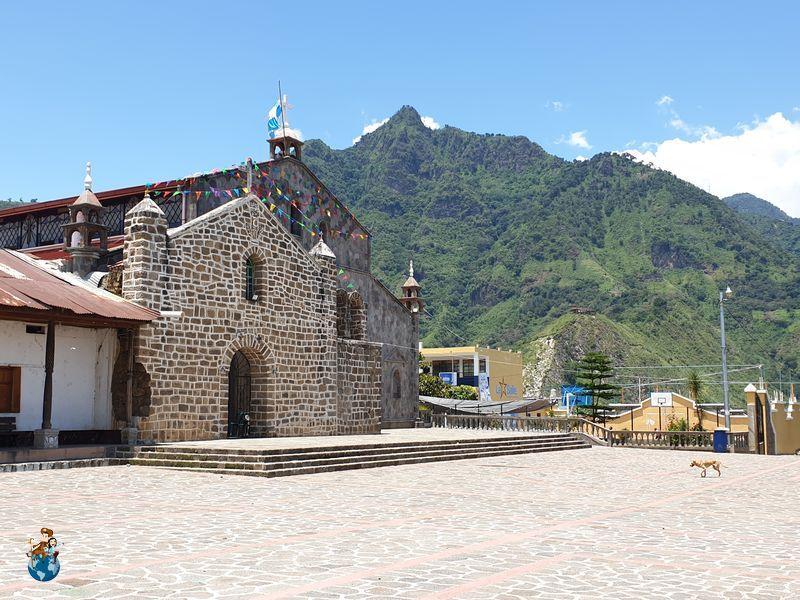 Iglesia San Juan La Laguna