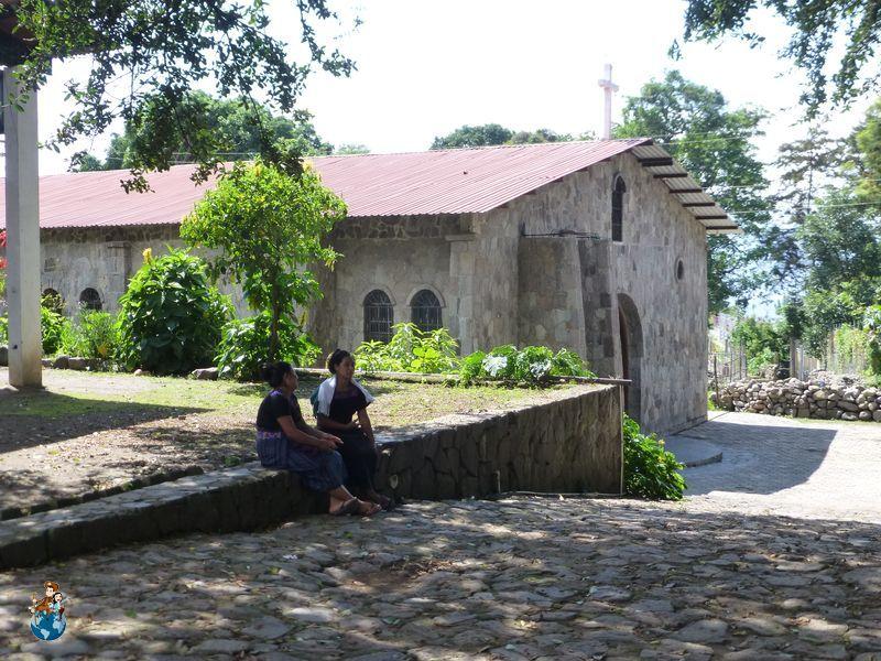 Iglesia San Marcos La Laguna