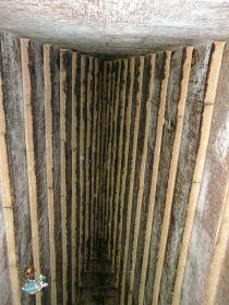 Interior Pirámide Roja - Dashur